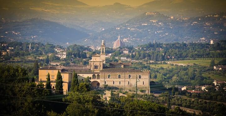 Villa Castiglione - Camera Deluxe vista giardino