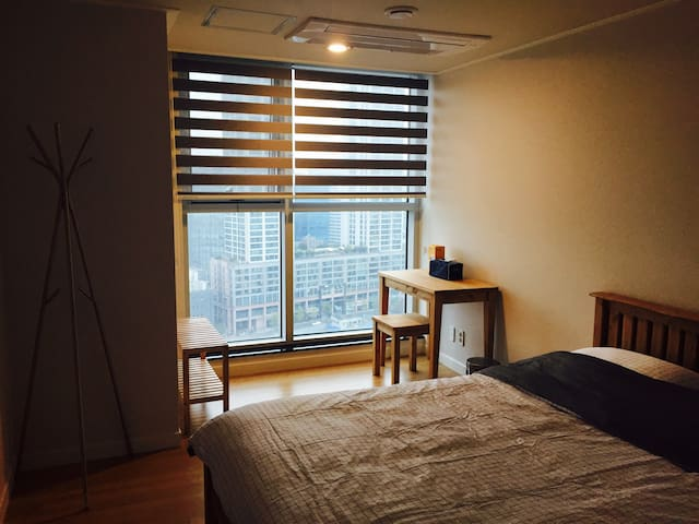 Awesome City View 102, Seoul Apartment Room - Jung-gu