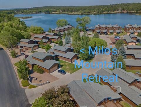 Milo's Mountain Retreat