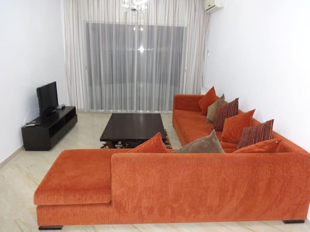 Bel Appartement richement meublé - Tunis - Apartament