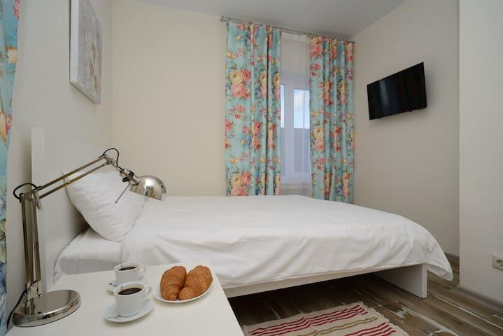 Двухместные апартаменты во Внуково