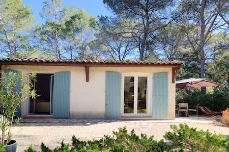 MAISON D'HÔTES AVEC PISCINE PRIVEE A CÔTE D'AIX - Rognes - House