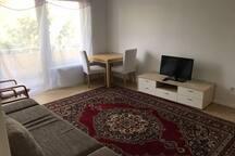 Helle 2-Zimmerwohnung in Charlottenburg