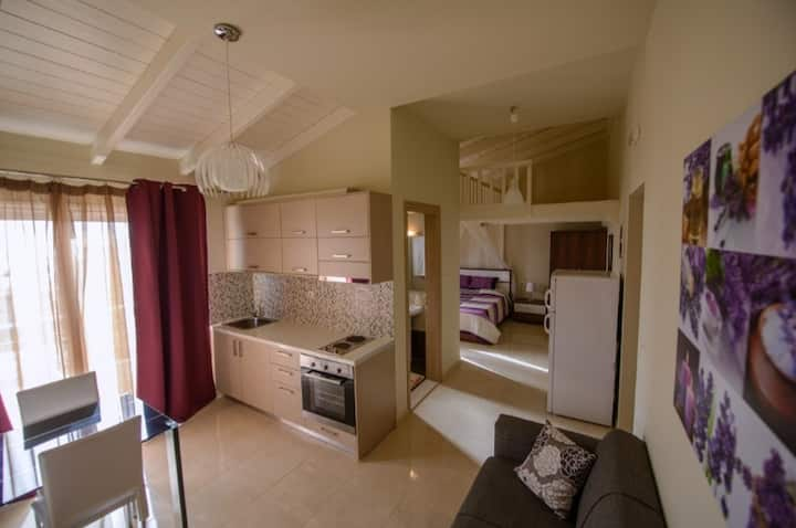 Alonia Hotel /Sea view apartment