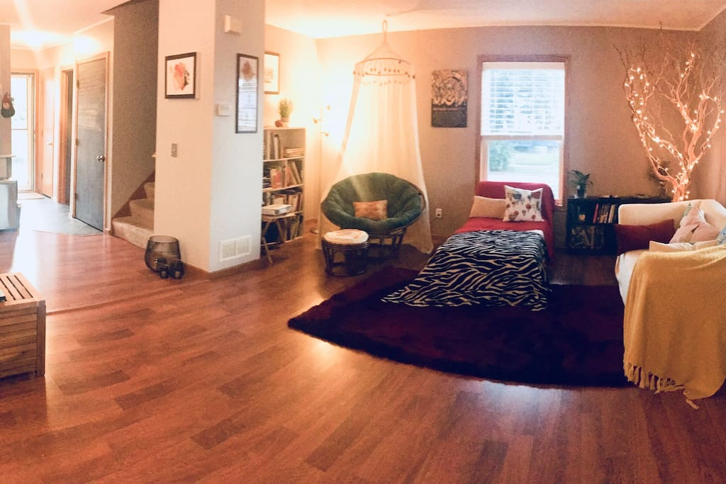 Common Space (or living room area)