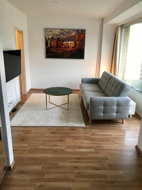 Gemütliche Wohnung in Eppendorf, nähe UKE