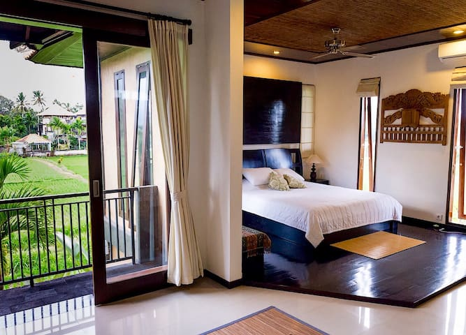 d' villa, beautiful Apartment in Ubud Bali