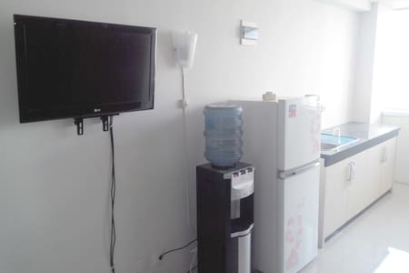 FAMILY ROOM @ Urbana / Habitat Karawaci Apartment - Kelapa Dua