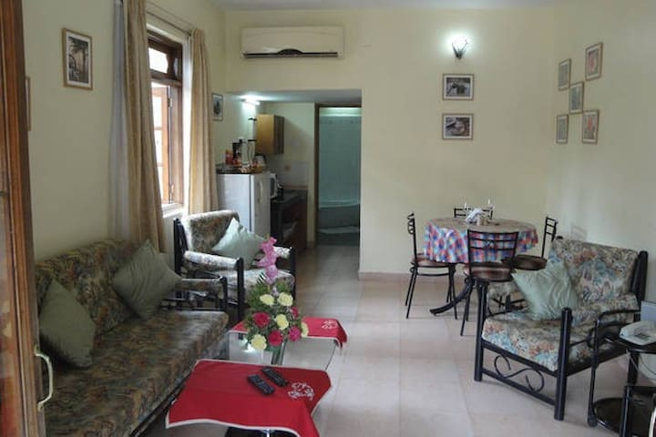 1BHK Apartment at Sandray Resort (Chorao)