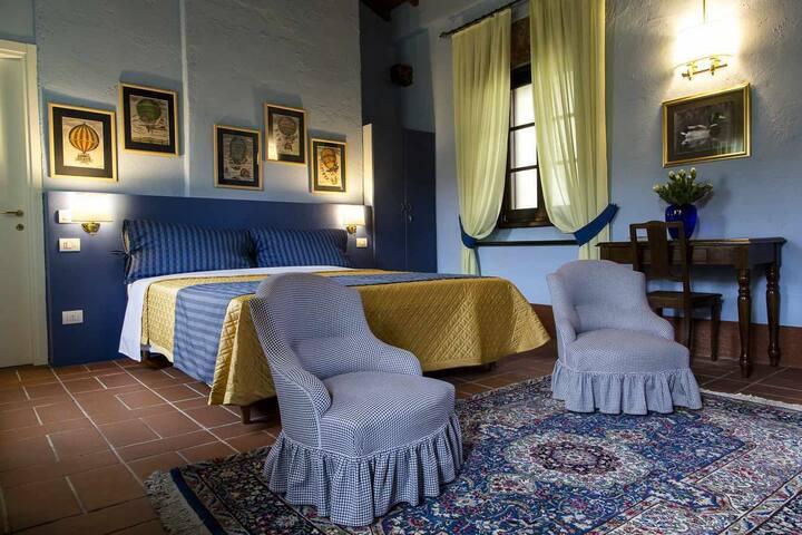 Camera tripla con bagno privato - Germano reale -