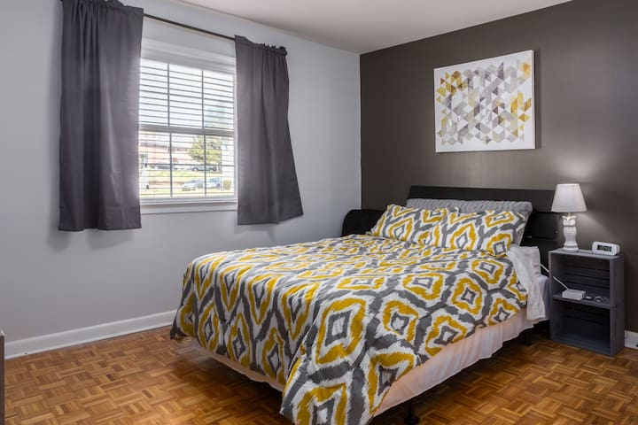 Apartment just 10 minutes from Downtown Durham - Durham