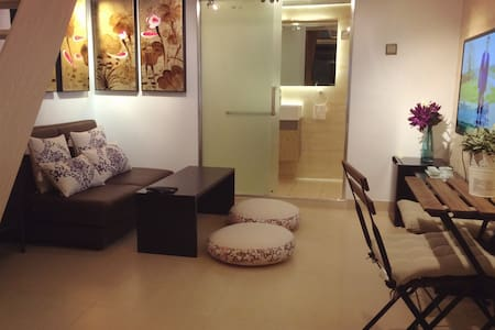 City Centre One Bedroom Entire Flat - Guangzhou