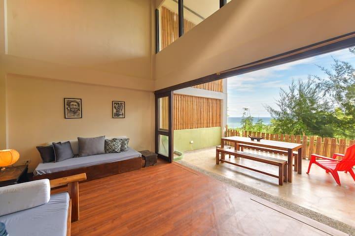 2 Bedroom Balinese inspired villa