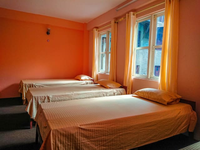 1 Bed in Dorm D - Durbar Square Backpackers Inn