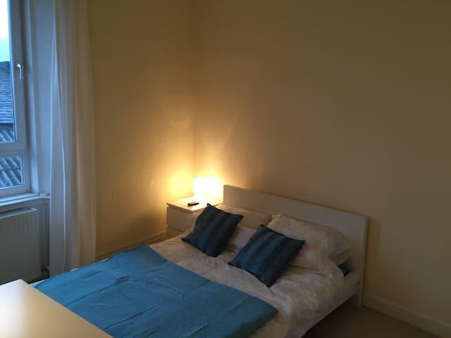 Bright & quiet flat close to Edinburgh City Centre - Edinburgh - Leilighet