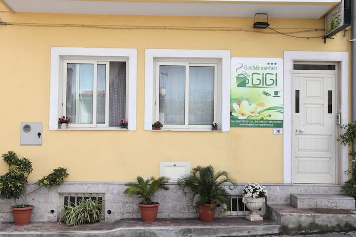 Gigi Bed and Breakfast - Furci Siculo - Bed & Breakfast