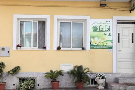 Gigi Bed and Breakfast - Furci Siculo