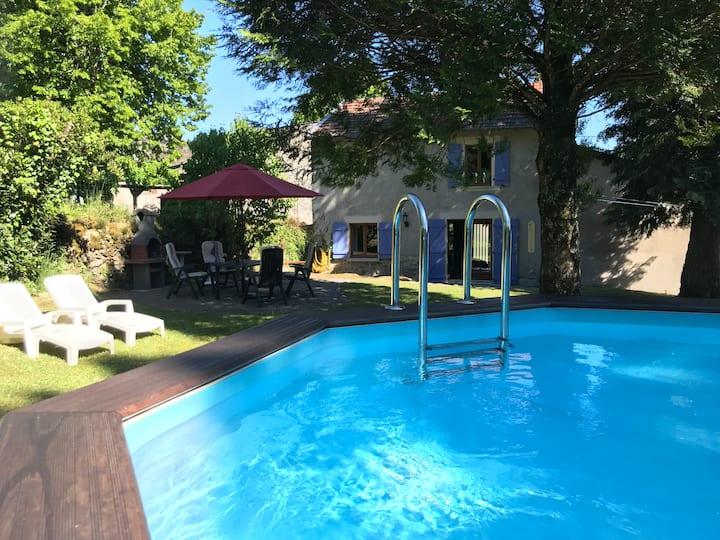 Gite Bersac - vakantiewoning voor 4 personen