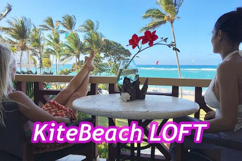 ☆LUXURY BEACH LOFT☆on KITEBEACH by KiteBeachRental