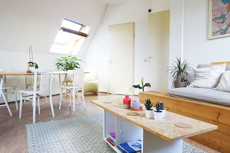 Charming apartment in Historical Delfshaven - Rotterdam