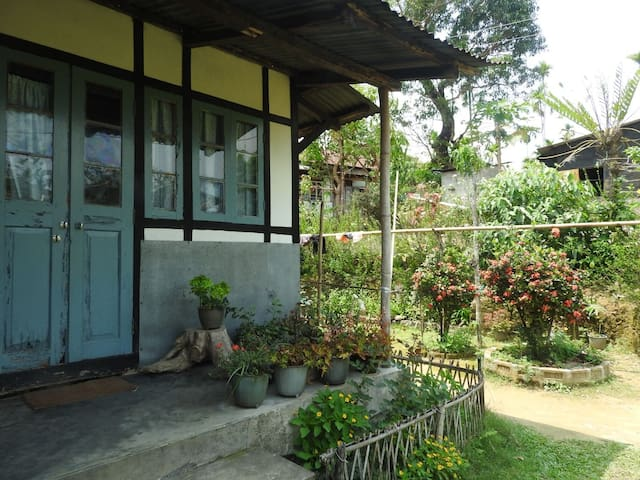 Nangkiew Khasi House