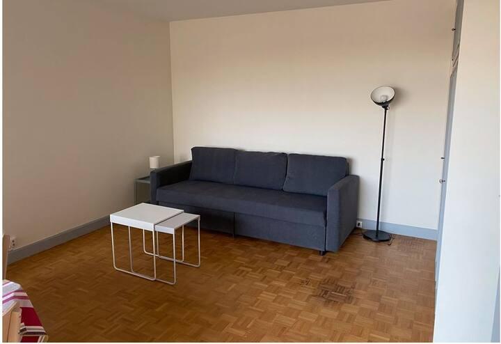 Studio meublé 75015 Paris