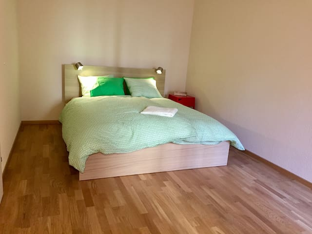 Minimalist Room, Heart of Old Town - Bern - Guesthouse