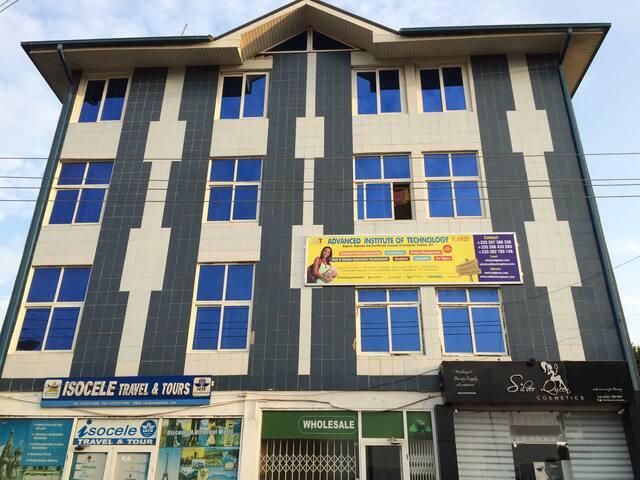 Light Blue House A3 - Accra - Annat