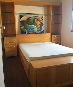 Charmoso apartamento no coração de Contagem - Contagem - 公寓