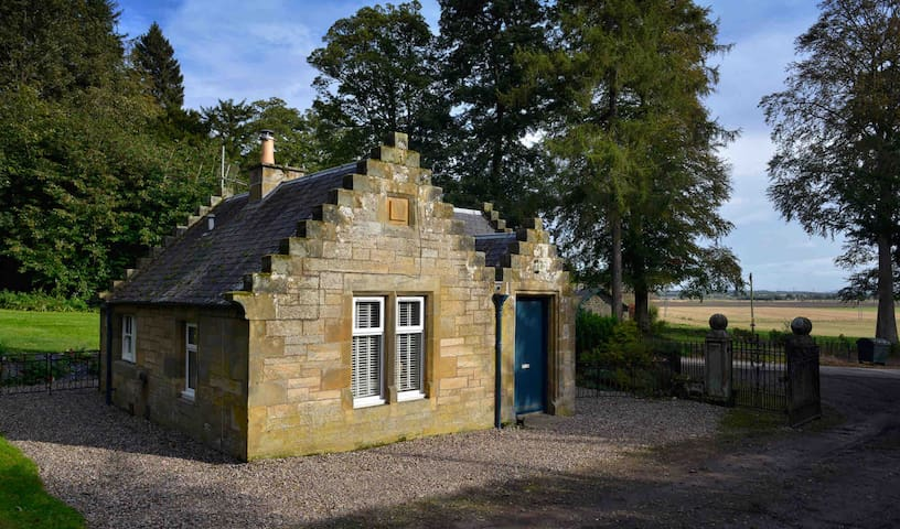 The Little Lodge Cosy gem tucked into Perthshire