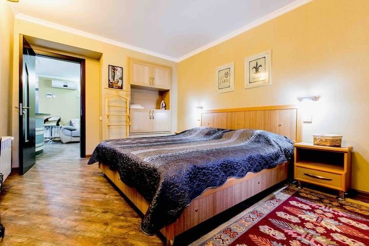 YOUR HOME  IN THE HEART OF TBILISI***