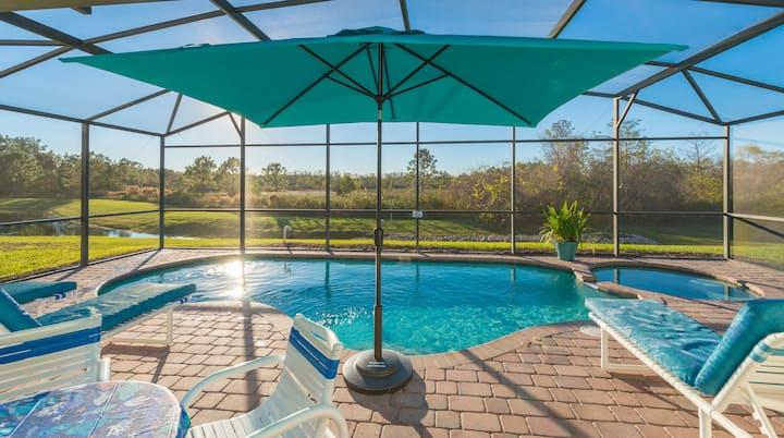 Caribe Villa Brisa- Disney is only 6 miles away!