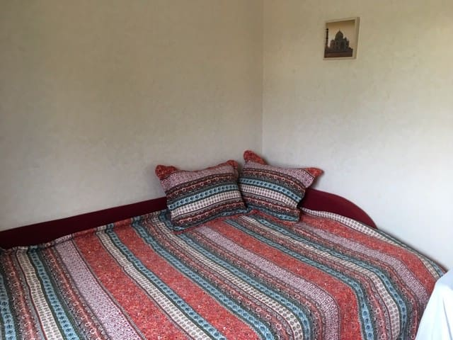 Comfortable room close to Swiss border