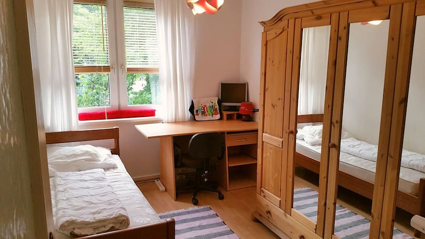 Optimale Lage, Nähe Hamburg City - Hamburgo - Apartamento