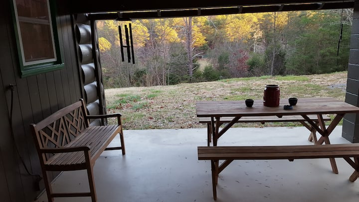 Pine Cone Cabin at Fort Valley - Cabins for Rent in Fort ...