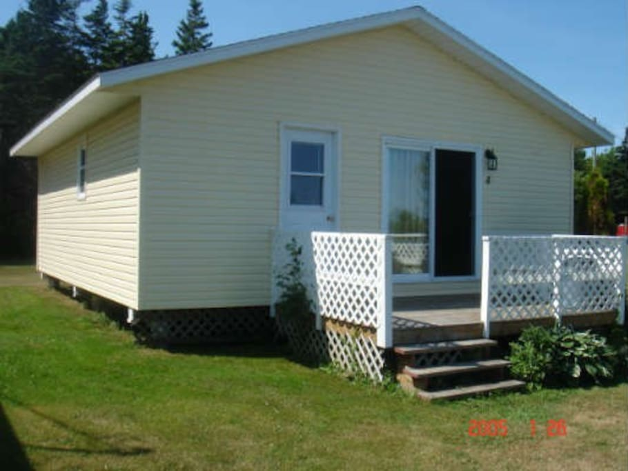 One Bedroom Cottage Cabins For Rent In Brackley Beach Prince Edward Island Canada