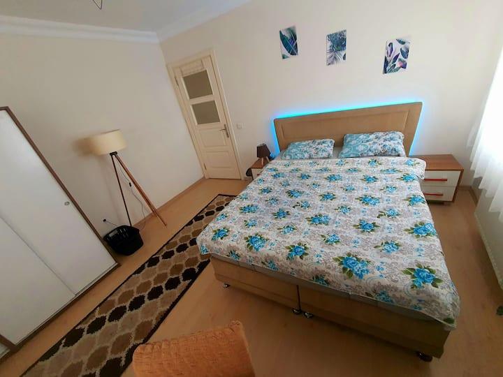 Modern Classic double bedroom 1