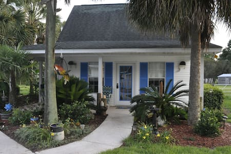 Fleur de Lys Farm Bed & Breakfast - Summerville - Casa