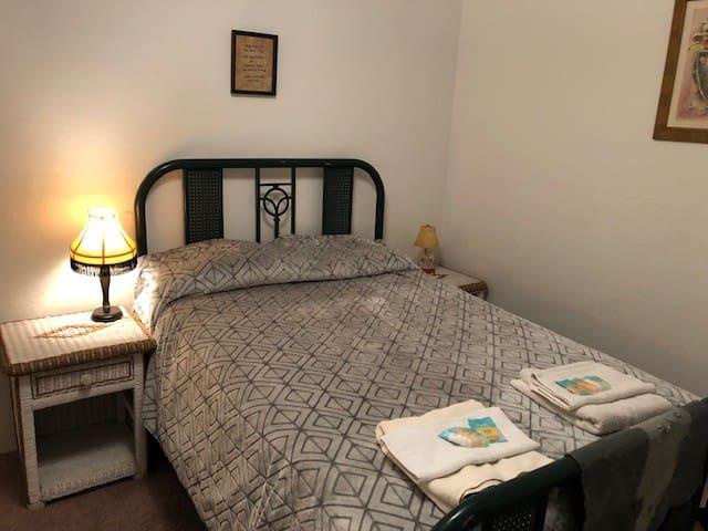 Comfortable, Nice & Relaxing Bedroom