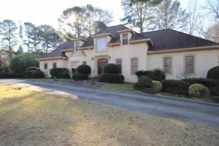 Two Custom style Mansion Bedrooms - Conyers