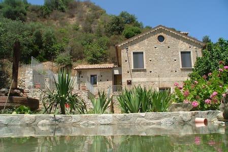 Casa dell'Acqua vicino al mare e alla montagna - Stilo