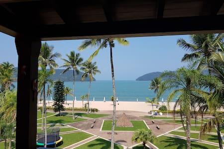 Apartamento frente mar Cond. Costa Verde Tabatinga