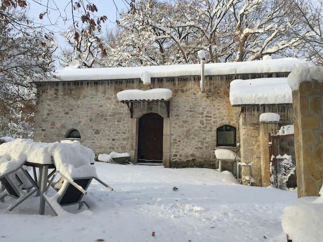 Tranquility chalet (casolare) - Carpinone - Cottage
