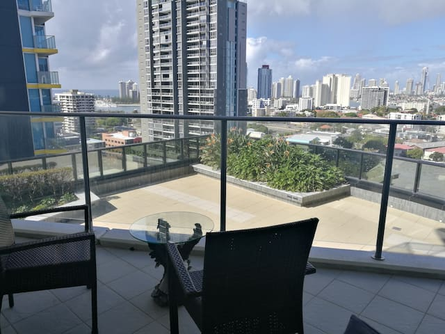 Superior Two Bedrooms Apartment at Southport