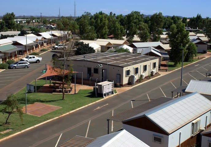 NYFL Karratha Village TWA