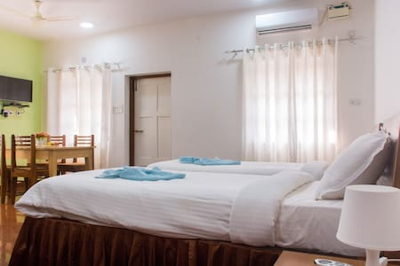 8 -Holy Cross Home Stay's - Studio Apartment Goa. - North Goa - Appartement