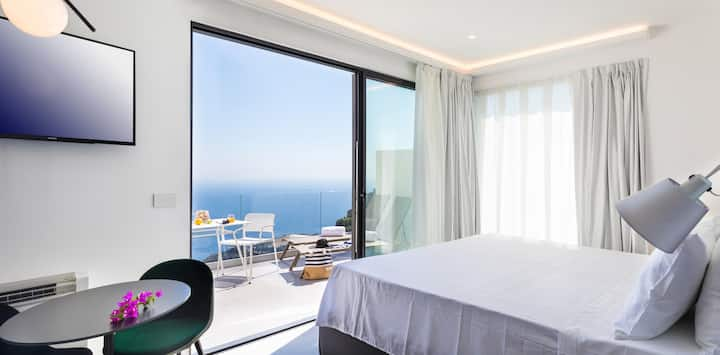 The View Luxury Apartments Taormina - Sea View