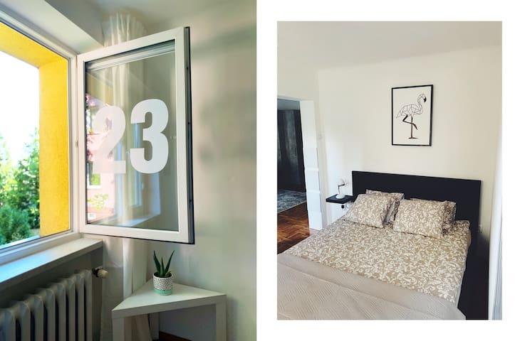 Apartament 23 – nowoczesny i przytulny/modern&cosy
