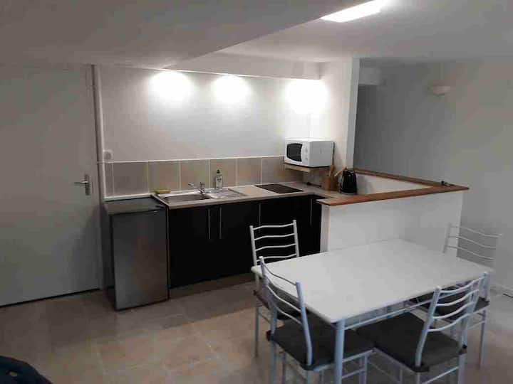 Charmant appartement rénové
