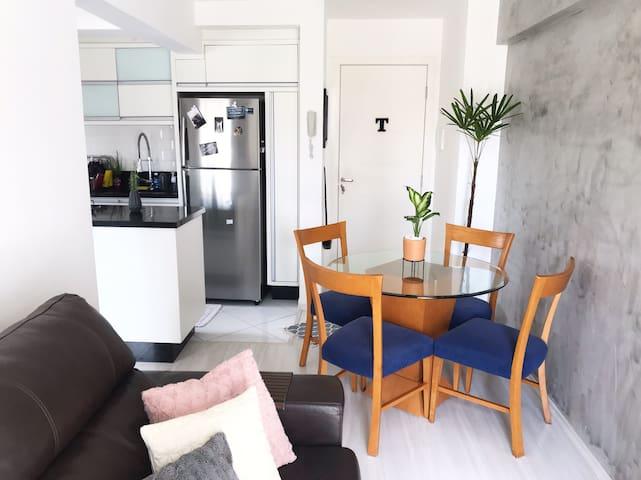 Apartamento Impecável Excelente Localização